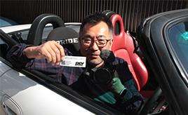 【クルマ系YouTuber】ドライビングテクニックとクルマ遊びの伝道師、大井貴之さん