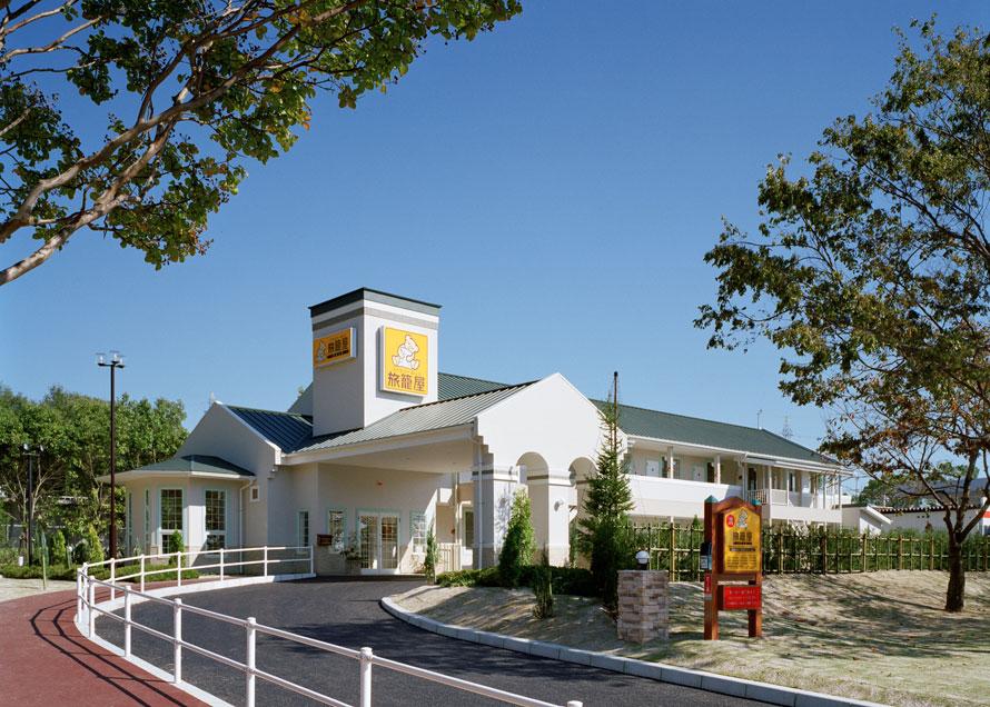 山陽自動車道「ファミリーロッジ旅籠屋宮島SA店」