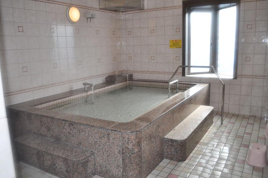 名神高速道路・多賀SA「レストイン多賀」大浴場