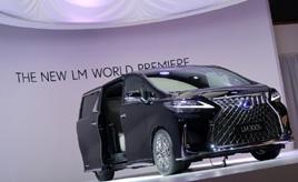 レクサスのミニバンも! 上海モーターショー2019で公開された、気になる日本車6台