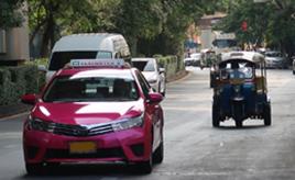 高速道路の逆走にミノムシみたいな車両!? タイのおもしろ交通事情2019