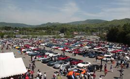 1044台が集合!ロードスターファンによるロードスターファンのための「軽井沢ミーティング2019」