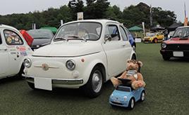 今年のテーマはフィアット!中部地区最大級の欧州車イベント「ミラフィオーリ2019」
