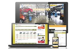 自動車整備業界に特化してWebサービスを展開するシナジーデザインの狙いとは