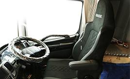 スポーツシートの「BRIDE」が開発したトラック専用シート「ZAOU」