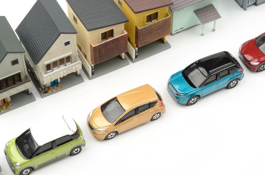 自動車利用の拡大で、地方都市がより発達するかも!?