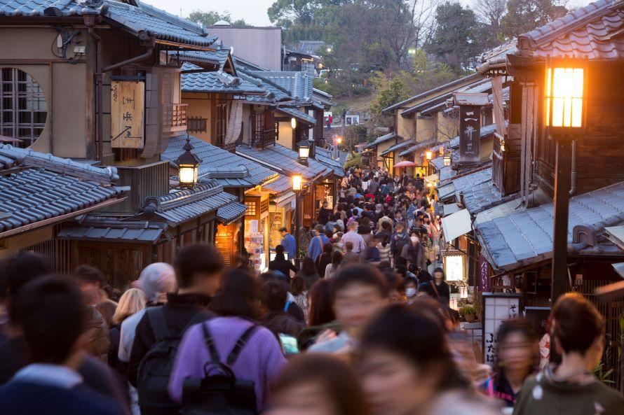 京都のように人が多く集まる観光地が増える可能性も。