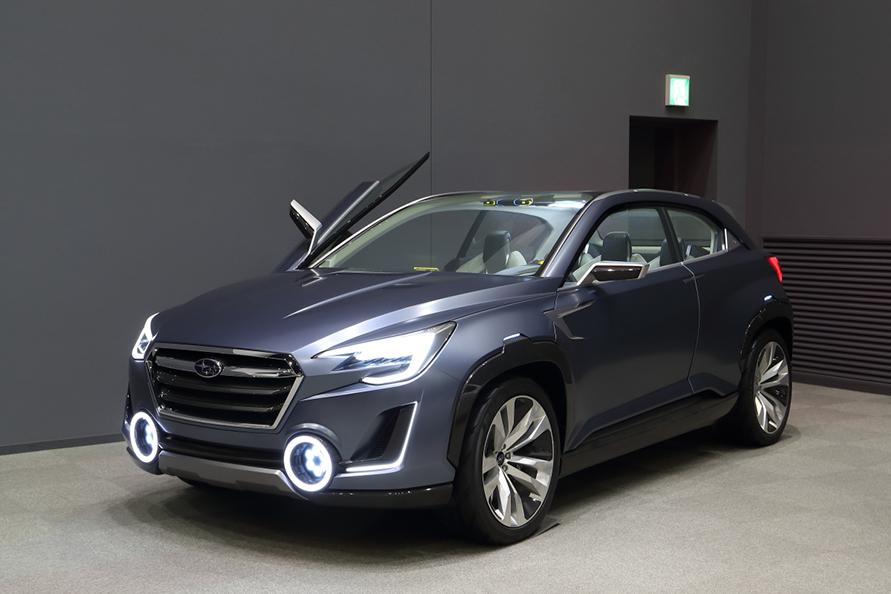 VIZIV2コンセプトは2014年にジュネーブショーでお披露目された、その名の通りコンセプトモデル