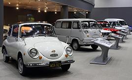 【日本の自動車博物館】スバル360から幻のプロトタイプラリーカーまで。「スバルビジターセンター」はメーカー直系ゆえの濃さが魅力
