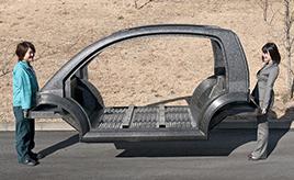 クルマの未来のカギは「炭素繊維」? 帝人が目指す自動車部品のイノベーション
