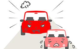 アンガーマネジメントで感情をコントロール! あおり運転事故を防ぐ