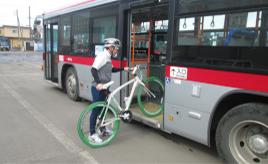 自転車旅+バス旅が一緒に楽しめる! 北海道・道南地方を走るサイクリングバス