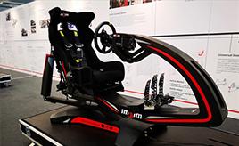 レーシングシミュレーターの見本市「SimRacing EXPO」でeモータースポーツの最新技術を体感