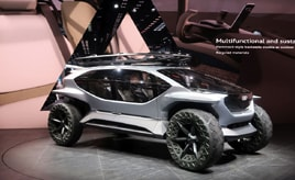 中国初のスーパーカーも! フランクフルトモーターショー2019で見かけた気になるコンセプトカー