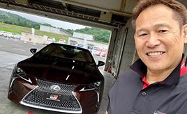 レーシングドライバー黒澤琢弥さんが、クルマ界初のオンラインサロンを開設。その狙いは?