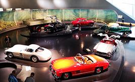 メルセデス・ベンツの歴史のすべてがここにある!ドイツ・シュトゥットガルト「メルセデス・ベンツミュージアム」