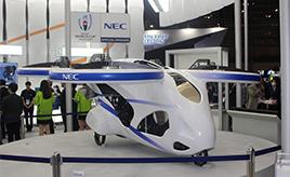 自動運転バスから空飛ぶクルマまで「未来のクルマ」が目の前に! 「CEATEC 2019」