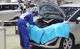 クルマ整備の全国大会「全日本自動車整備技能競技大会」とは?