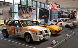 ランタボ、RX-7、CR-Xも! 世界で活躍した国産ラリーマシンがホンダコレクションホールに集結
