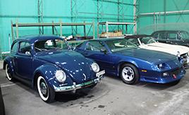100年蓄積した資料と技術でレストアする「ヤナセ クラシックカー センター」