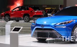 """""""スープラの次に加速が速いトヨタ車""""も登場。LAオートショーでデビューした注目の日本車"""