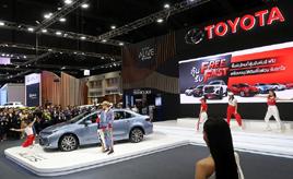 会場で新車も販売!? タイのモーターショーは独自のスタイルで来場者が楽しめるイベントだった!