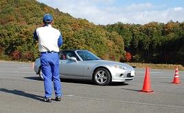 運転を楽しむためブレーキの基礎を学ぶ、HDS「スポーティ&セーフティⅠ」<前編>