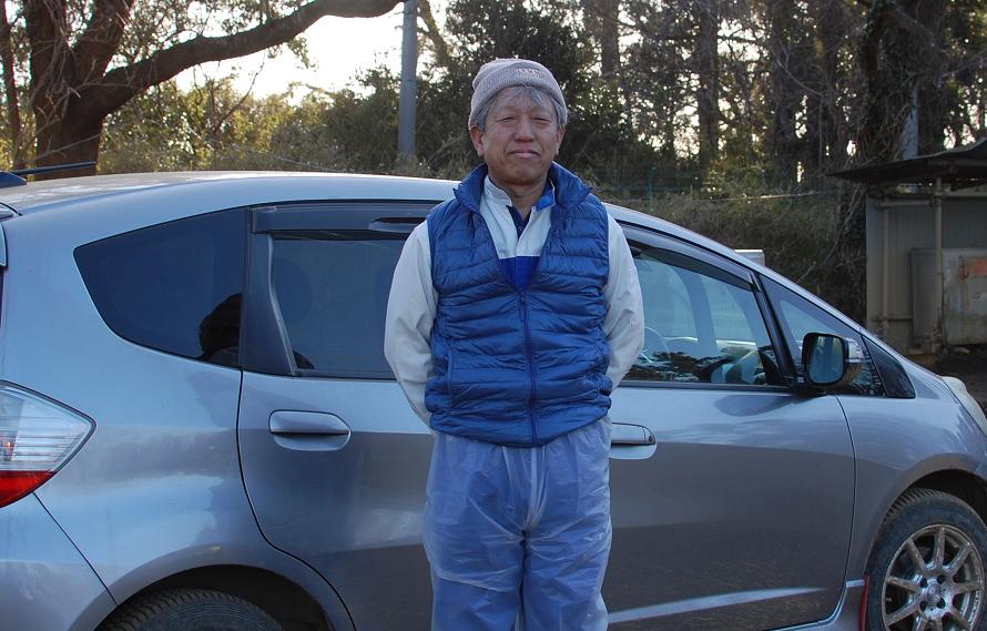 「フィットRS」で参加した62歳の鈴木さん