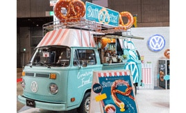 ワーゲンバスが全国のイベントに登場! 「バスカスフェス」がおもしろい!