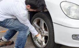 ここがポイント! スタッドレスタイヤの保管方法
