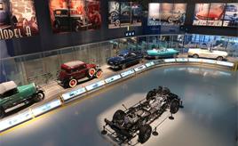 <ミュージアム探訪>初代プリウスや、大統領専用車も。ヘンリー・フォード博物館に展示されているのはこんなクルマ<展示車両紹介編>