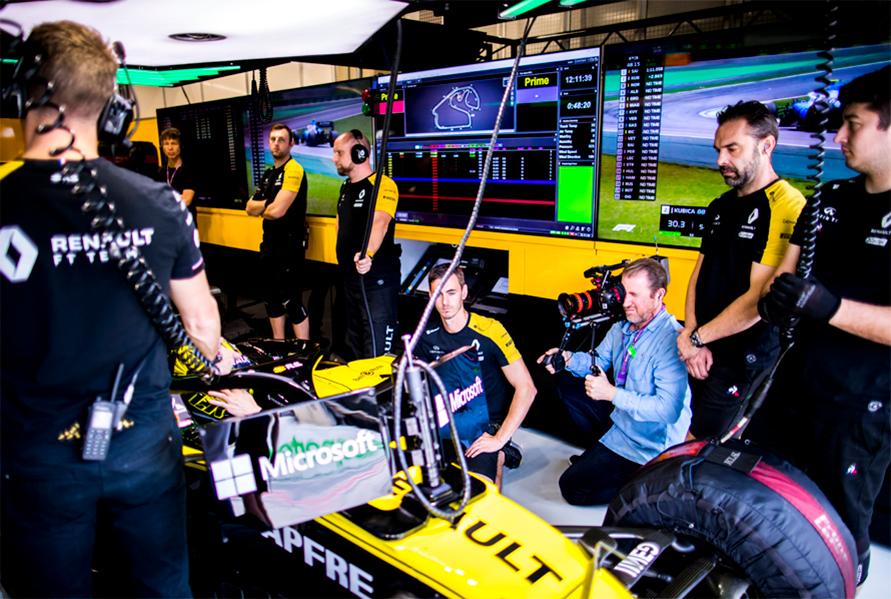 Netflixオリジナルシリーズ「Formula 1: 栄光のグランプリ」シーズン1~2独占配信中