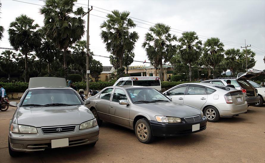 海外で見かけたちょっと懐かしい日本車~カンボジア編~