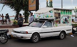 海外で見かけたちょっと懐かしい日本車 ~カンボジア編~
