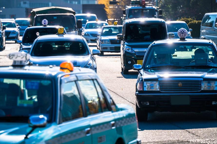 東京地区ではタクシーからすでにプローブ情報を得ていたが……