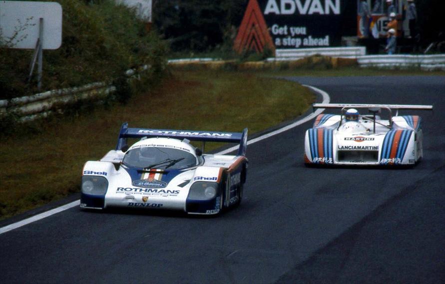 1982年より始まった世界耐久選手権富士6時間レース(WECジャパン)