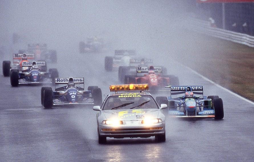 (1994年:F1日本グランプリ時)