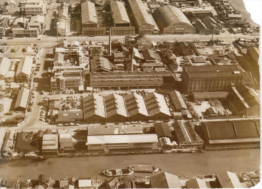 1954年に東京・芝浦に設立されたトヨペット整備株式会社が、TRDの源流となった(写真:トヨタカスタマイジング&ディベロップメント)