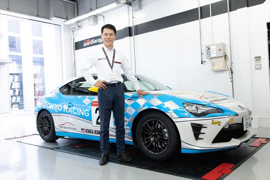 水谷選手はGRガレージ東京の社員ドライバーとして86/BRZレース・プロフェッショナルシリーズに参戦中。2019シーズンは、富士で優勝を飾り、シリーズランキング5位と大活躍