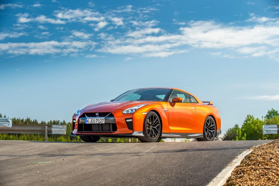 日産GT-Rはもっとも有名な「GT-R」。(写真:日産自動車)