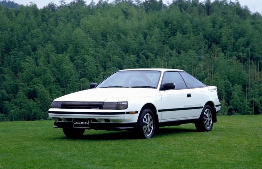 「GT-R」はセリカのグレード名としても使われた。(写真:トヨタ自動車)