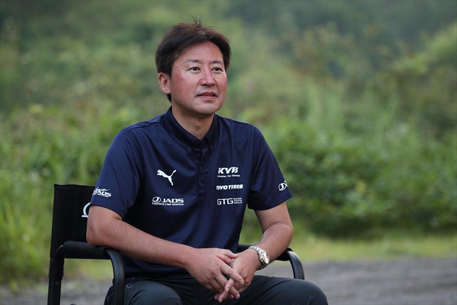 株式会社ジャオス 代表取締役 赤星大二郎さん