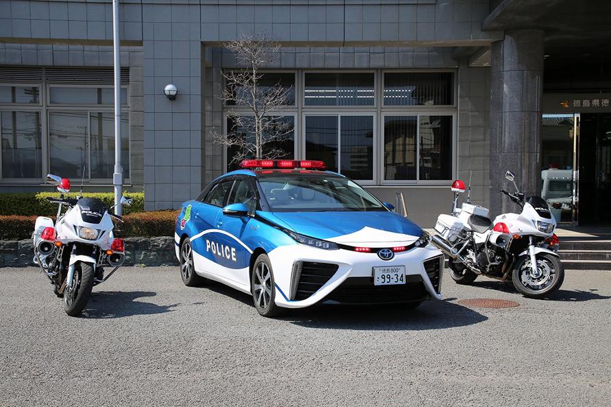 写真:徳島県警