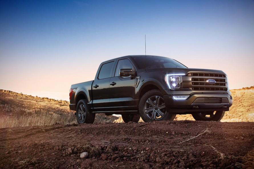 2019年にアメリカでもっとも売れたクルマはフォード「Fシリーズ」。(写真:フォードモーター)