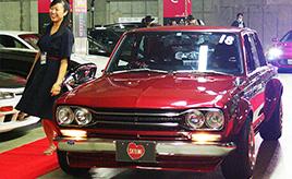 スポーツカー大好き女子が大集合!TOKYO GIRLS CAR COLLECTION