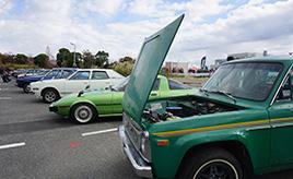 日本に数台のレアカーも! 貴重な旧車が勢ぞろい「お台場旧車天国 2017」