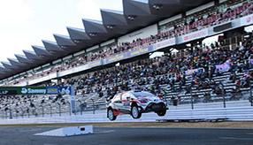TOYOTA GAZOO Racing FESTIVAL 2017