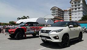 ハイラックスの兄弟車、トヨタ・IMVシリーズ「フォーチュナー」と「イノーバ」とは?