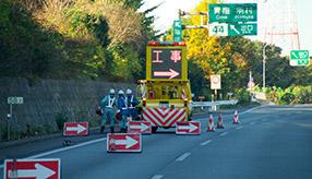 年末に多いのは勘違い? 高速道路の工事はどんなことをしているのか