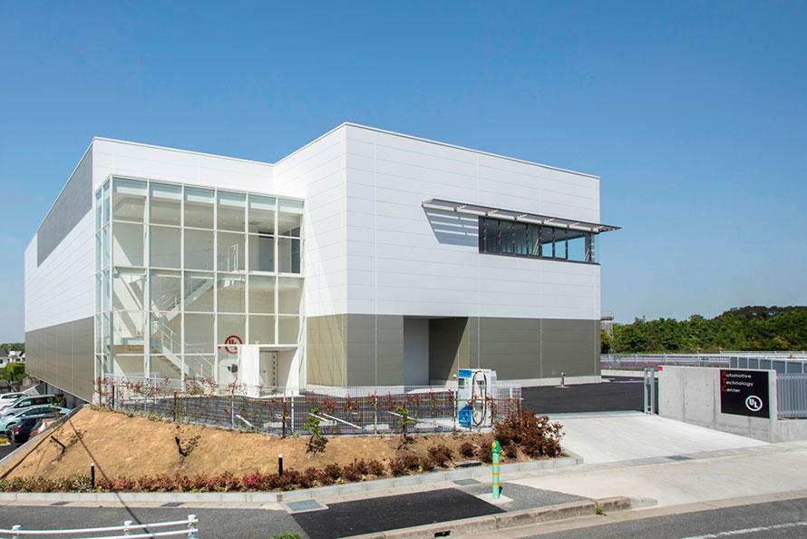 2017年6月に愛知県みよし市にオープンしたULのオートモーティブテクノロジーセンター
